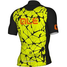 Alé Cycling Cracle - Maillot manches courtes Homme - orange/noir